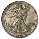 1941 Walking Liberty Half Dollar XF