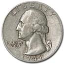 1941 Washington Quarter Good/VF