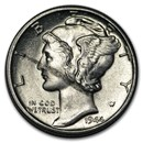 1944-D Mercury Dime BU