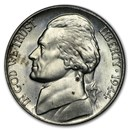 1944-D Silver Wartime Jefferson Nickel BU