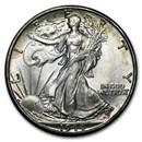 1944-D Walking Liberty Half Dollar BU