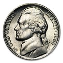 1944-P Silver Wartime Jefferson Nickel BU