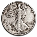1944-S Walking Liberty Half Dollar XF