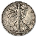 1944 Walking Liberty Half Dollar XF