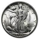 1945-S Walking Liberty Half Dollar BU