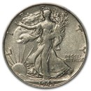 1945-S Walking Liberty Half Dollar Fine/VF