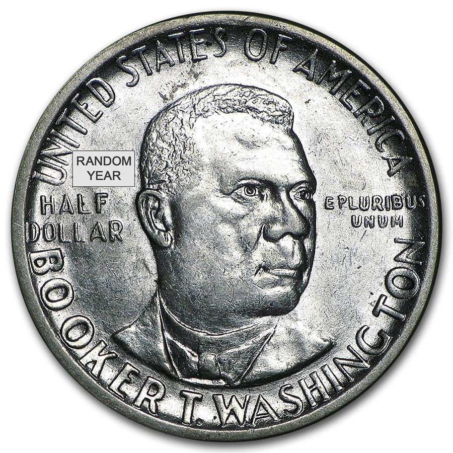 1946-51 P, D or S Booker T. Washington Half AU/BU