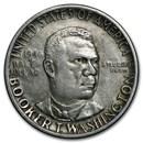 1946-51 P, D or S Booker T. Washington Half Avg Circ