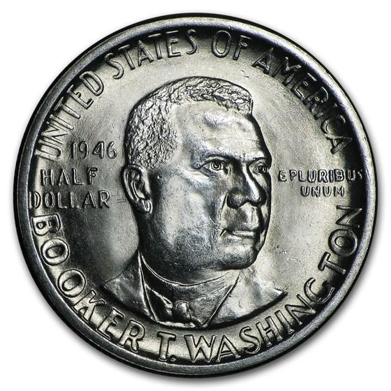 1946 Booker T. Washington Half BU