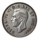 1946 Canada Silver 50 Cents George VI XF