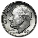 1946-D Roosevelt Dime BU