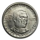 1946-S Booker T. Washington Half AU