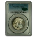 1948 Franklin Half Dollar MS-67 PCGS CAC (FBL)