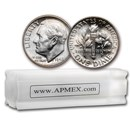 1948-S Roosevelt Dime 50-Coin Roll BU