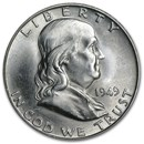 1949-D Franklin Half Dollar BU