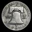 1949-D Franklin Half Dollar XF