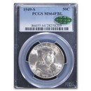 1949-S Franklin Half Dollar MS-64 PCGS CAC (FBL)