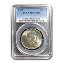 1950 Franklin Half Dollar MS-65 PCGS (FBL)