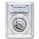 1950 Franklin Half Dollar PR-64CAM PCGS