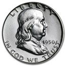 1950 Franklin Half Dollar Proof