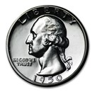 1950 Washington Quarter Gem Proof