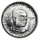 1951 Booker T. Washington Half BU