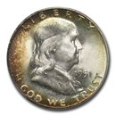 1951-S Franklin Half Dollar MS-66+ PCGS