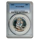 1952 Franklin Half Dollar PR-65 PCGS