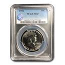 1952 Franklin Half Dollar PR-67 PCGS