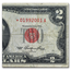1953* $2.00 U.S. Notes Red Seal Fine