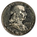 1953 Franklin Half Dollar Proof (Impaired)