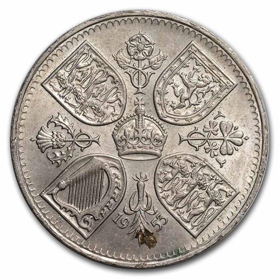 1953 Great Britain Crown Queen's Coronation BU