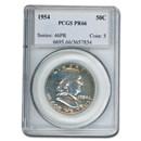 1954 Franklin Half Dollar PR-66 PCGS