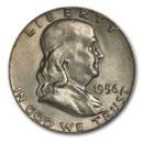 1956 Franklin Half Dollar AU