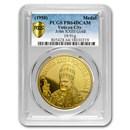 1958 Vatican City Gold Medal Pope Pius XXIII PR-64 PCGS (19.91 g)
