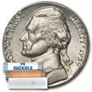1959-D Jefferson Nickel 40-Coin Roll BU