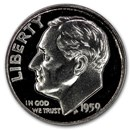 1959 Roosevelt Dime Gem Proof
