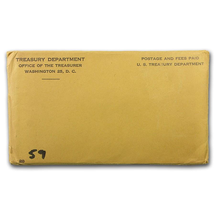 1959 U.S. Mint Set (Sealed Mint Envelope)