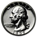 1959 Washington Quarter Gem Proof
