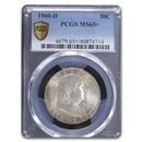 1960-D Franklin Half Dollar MS-65+ PCGS