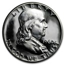 1960 Franklin Half Dollar Gem Proof