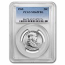 1960 Franklin Half Dollar MS-65 PCGS (FBL)