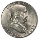 1961 Franklin Half Dollar BU