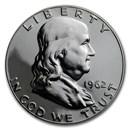 1962 Franklin Half Dollar Gem Proof