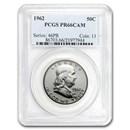 1962 Franklin Half Dollar PR-66 PCGS