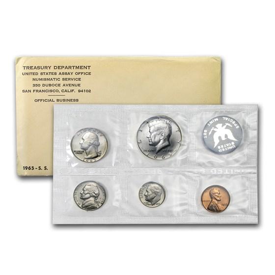 1965 U.S. Special Mint Set