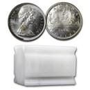 1966 Canada Silver Dollar BU (20 Count Roll)