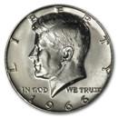 1966 Kennedy Half Dollar SMS BU