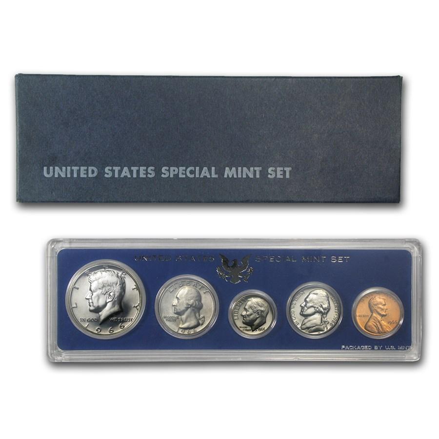 1966 U.S. Special Mint Set