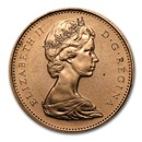 1967 Canada Copper Cent Flying Dove BU &/or Prooflike